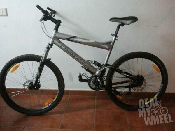 Mountain Bike Doble Suspension