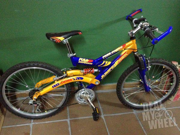 Mountain Bike Jumpertrek Free Swing Bicicletas De Segunda Mano Y