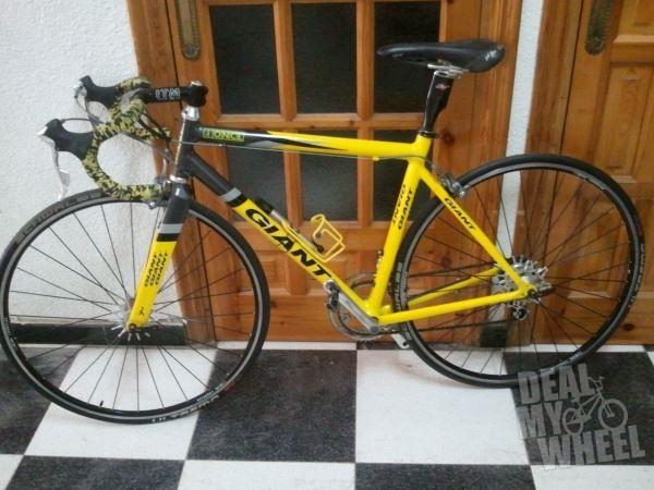 Bicicleta Giat Once-Spinergy