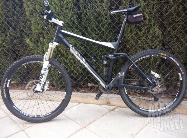 Canyon Nerve AM 6.0 2012, talla L