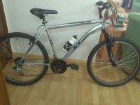 Mountain bike - spor son