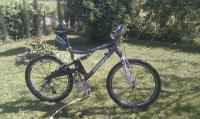 Mountain bike - top bike